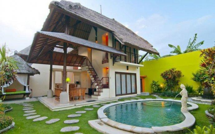 10 Villa Romantis Private Pool Di Bali Dibawah 1 Juta