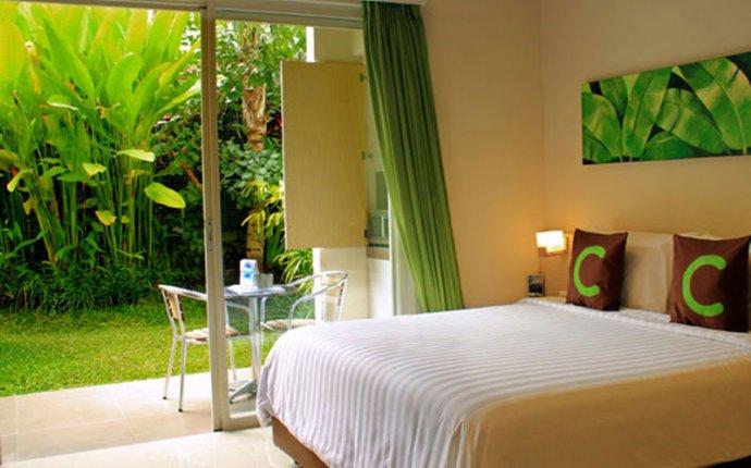 12 hotel murah yang unik dan seru di Bali di bawah Rp500 ribu!