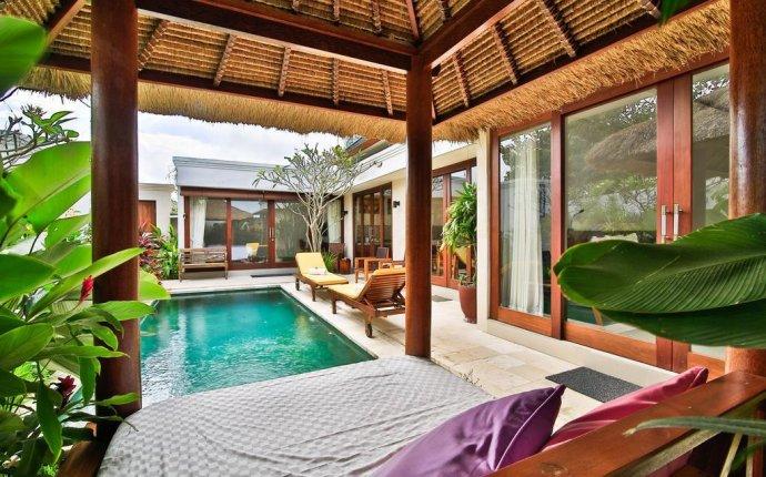 13 Romantic Bali Private Pool Villas Under $100 Per Night