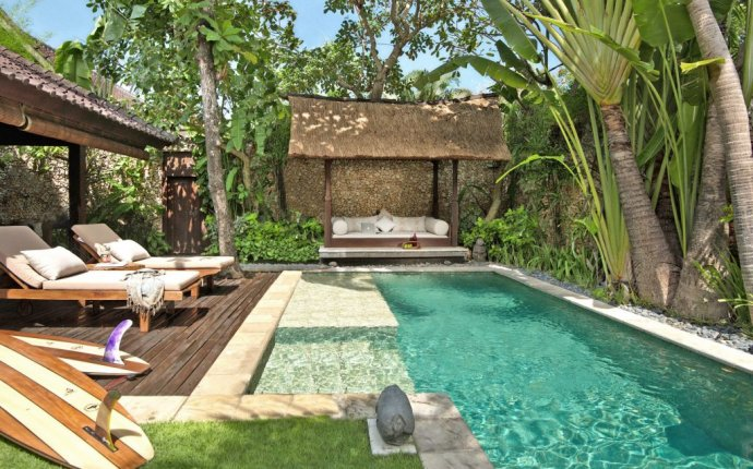 1 Bedroom Villas with private pools - Seminyak Villa Kubu