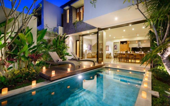4 Bedroom Villa In Bali Magnificent On Bedroom For Bali Villa