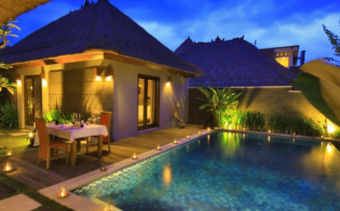 Abi Bali Luxury Resort And Villa, Djimbaran, Indonesia Overview