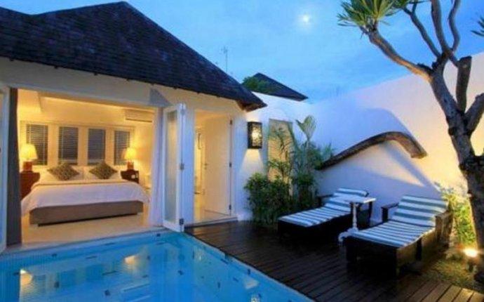 Astana Kunti Suite Pool Villa Seminyak, Bali, Indonesia Overview