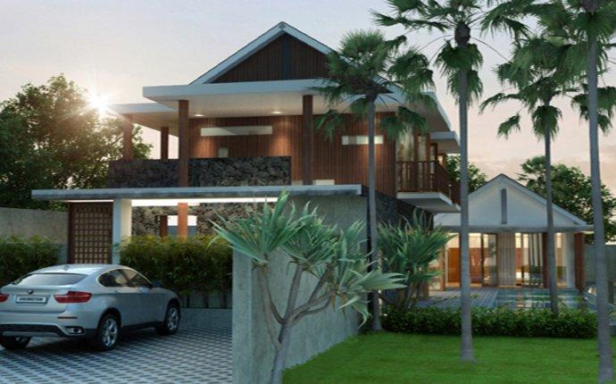 Bali modern house - House and home design