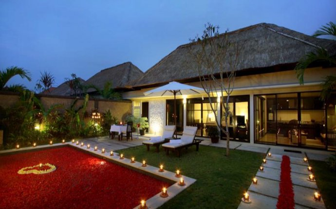 Bali Rich Villas Seminyak Beach, Bali, Indonesia Overview
