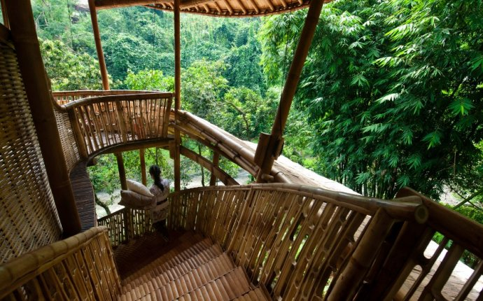 Bali s jungle style sets new heights for barefoot luxury - CNN.com