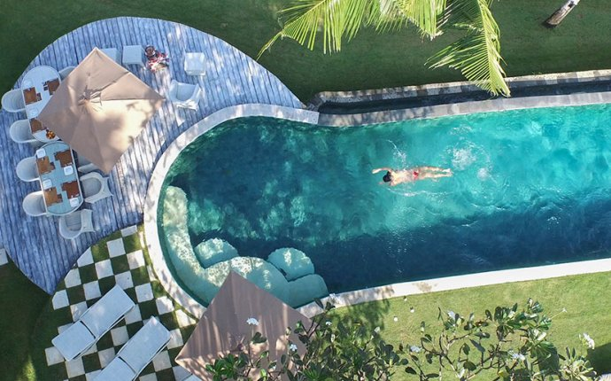 Beat the heat: best pool villas in Bali - Elite Havens Magazine