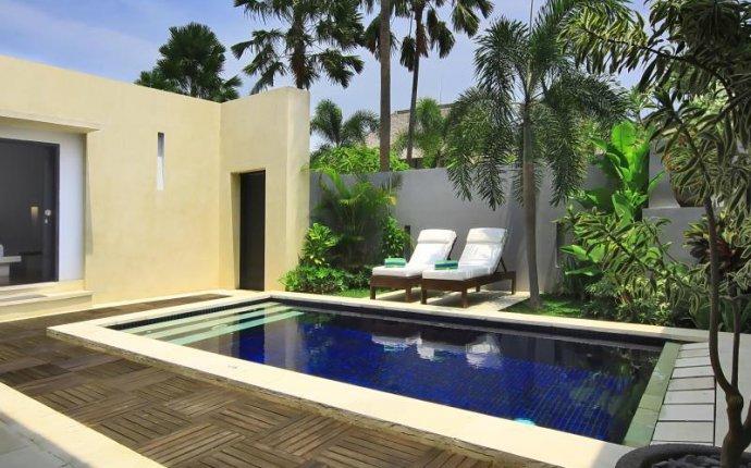 Best Price on The Seminyak Suite Private Villa in Bali + Reviews!