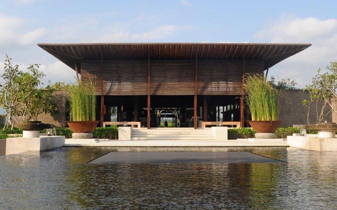Exterior Architecture Alila Villas Soori Bali | tropical