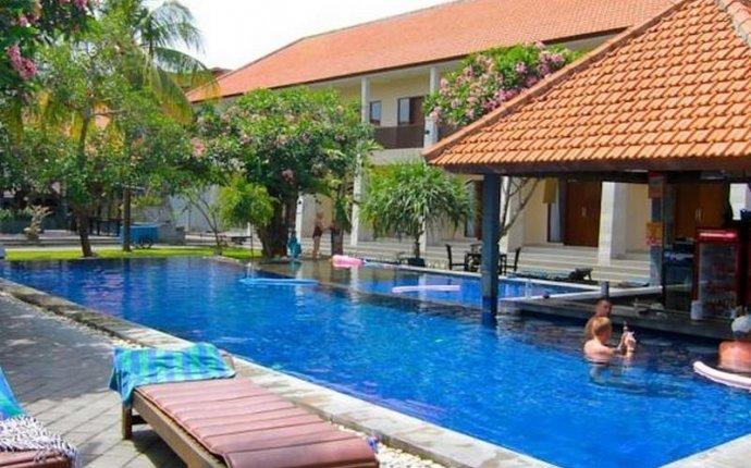 Garden View Resort - Best hotels in Legian, Bali, Indonesia