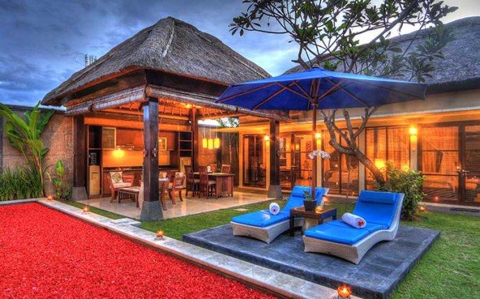 Home | Bali Rich Luxury Villas