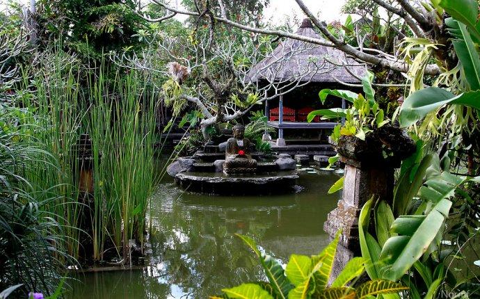 Indonesia 7 - Ananda Cottages, Ubud Bali by Normf | Redbubble