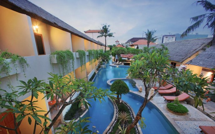 Kuta Lagoon Pool Villas, Legian, Indonesia - Booking.com