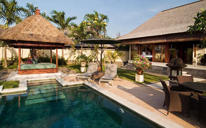 Luxury Bali Honeymoon Villa Include Private Pool ~ Luxury Villa in