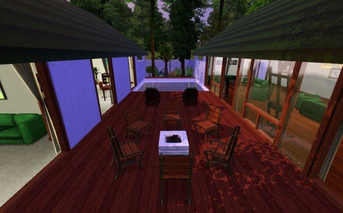 Mod The Sims - A Bali Home