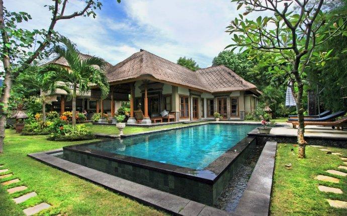 Panoramio - Photo of Taman Sari Bali Cottages