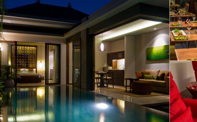 Private Pool Villas Seminyak - Bali    SEMINYAK ICON - by Karaniya