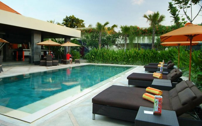 Sun Island Boutique Villas & Spa Accommodation Bali