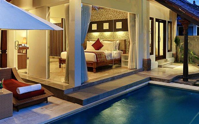 The Club Villas Bali | Seminyak Hotel by Tjendana
