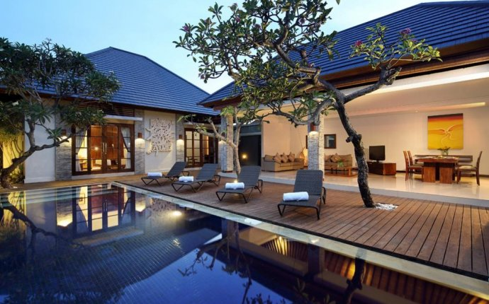 The Wolas Villas & Spa Accommodation Bali