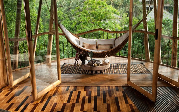 This Woman Builds Stunning Sustainable Homes From Bamboo In Bali