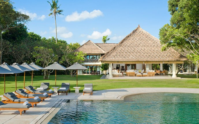 Villa Atas Ombak, 5-bedroom Villa - Seminyak, Bali