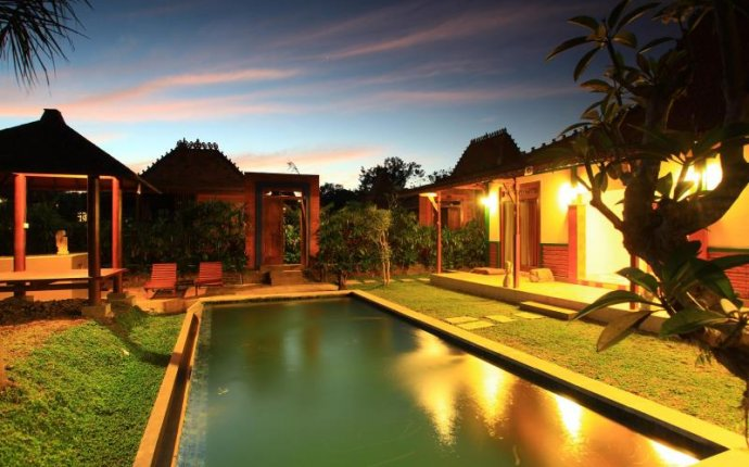 Villas private Pool Bali