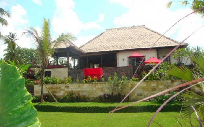 Villa with private Pool in Ubud Bali