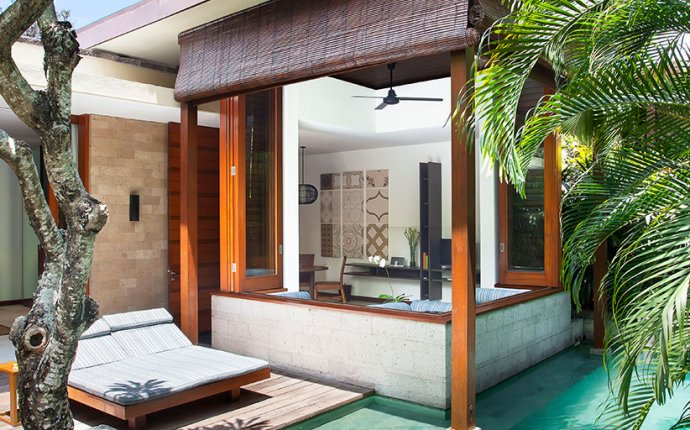 Villas in Bali with private Pool