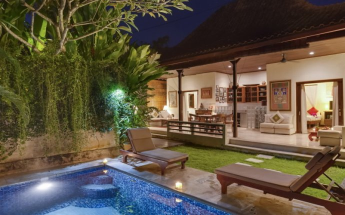 Private Villa with Pool Bali