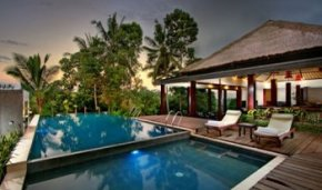 Main Pool - Bali Rich Luxury Villa & Spa Ubud