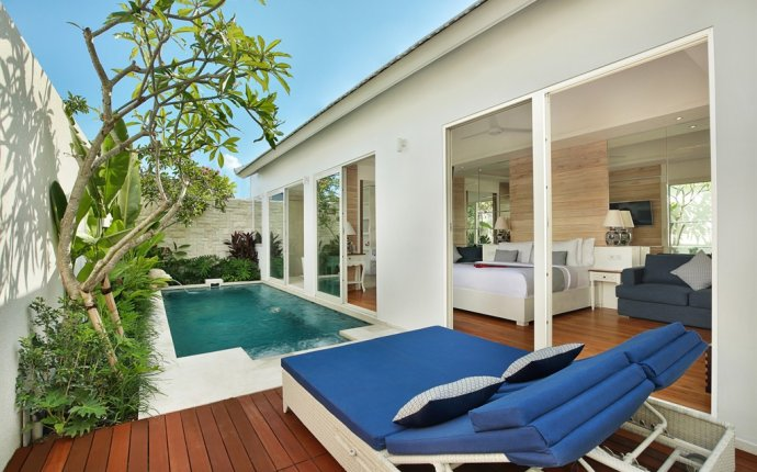 Villa with private Pool in Seminyak Bali