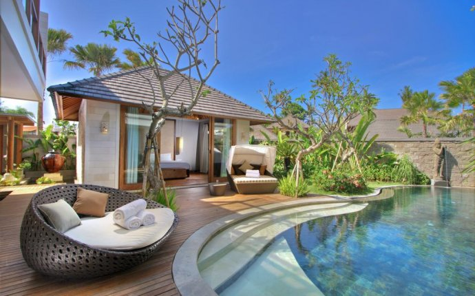 Luxury private Villas Bali